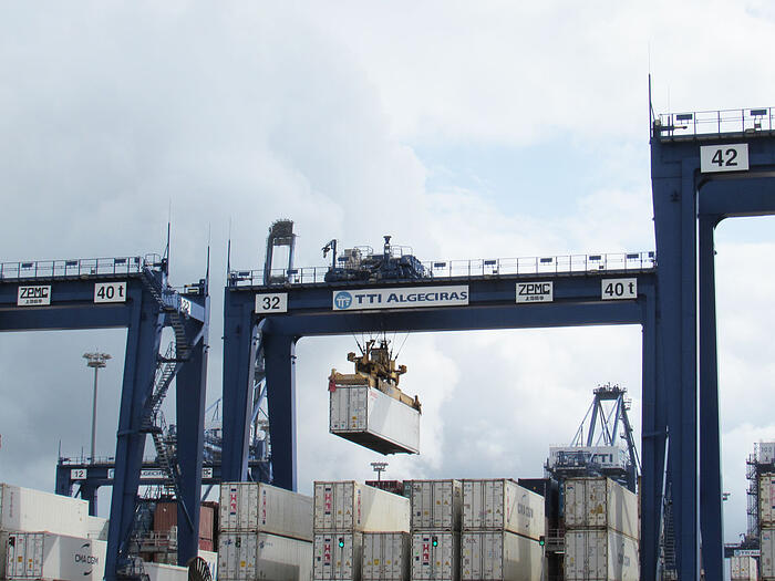 container-terminal-management