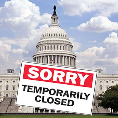 Government Shutdown 2013 Ends - Spot Cooler Rentals Resume