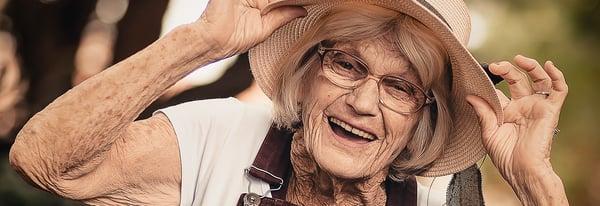 Das Pensionsalter von Frauen