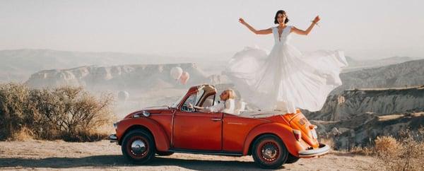 Heirat: Aufgaben nach der Hochzeit