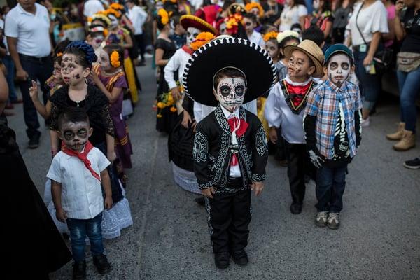 Totenkulte | Mexiko: Día de los Muertos