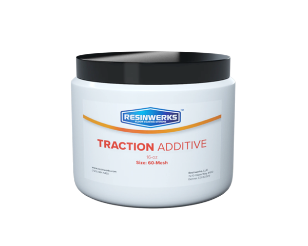 resinwerks traction additive for topcoats 01