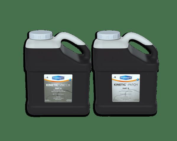 fast cure no odor concrete repair resinwerks kinetic patch 01