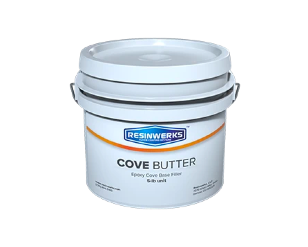 resinwerks cove butter thickening agent for floor coatings 1