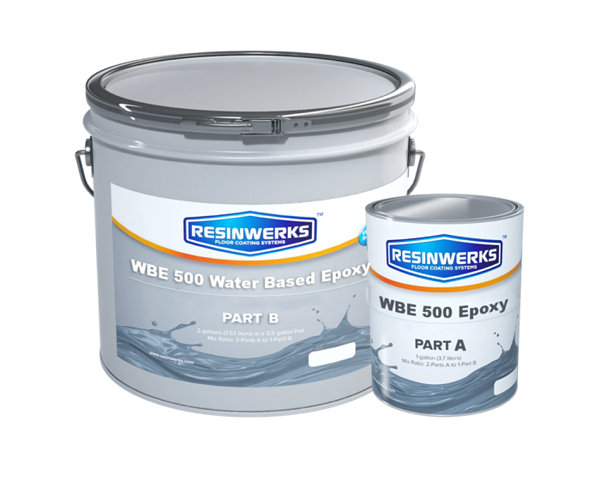 resinwerks wbe 500 water based epoxy primer