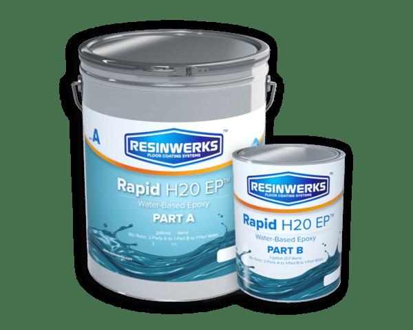 resinwerks rapid h2O epoxy