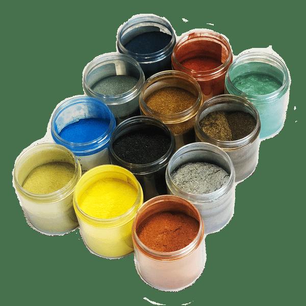 resinwerks metallic pigment 1