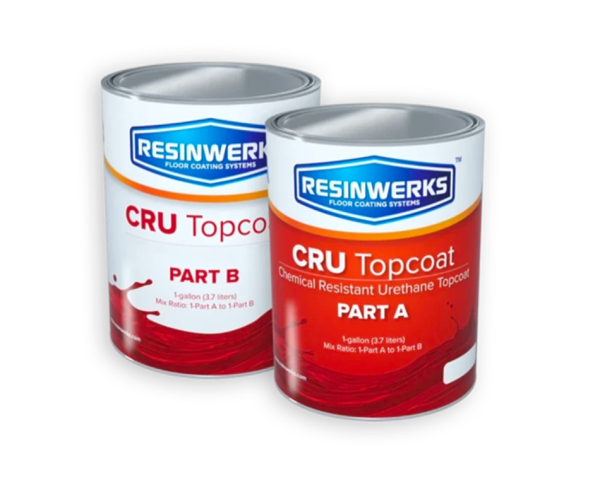 chemical resistant urethane topcoat 1