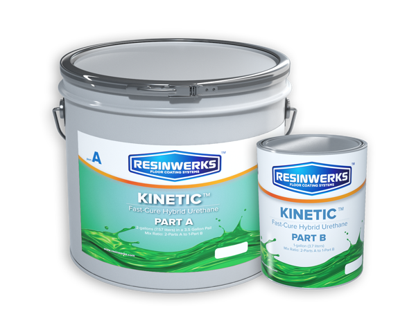 polyaspartic coating resinwerks kinetic 01