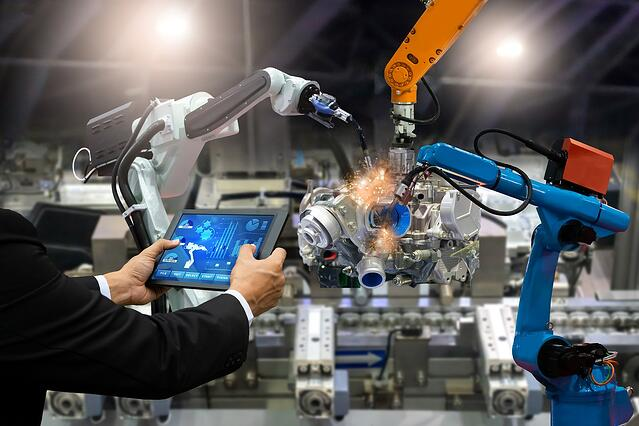 How automated is your supply chain?