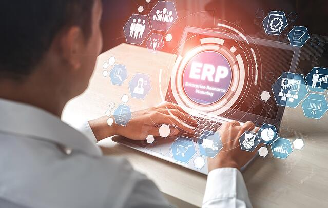 Does your ERP handle inventory planning?