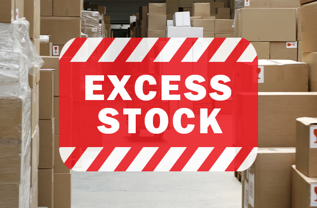 Why do I always have excess stock? [Updated]