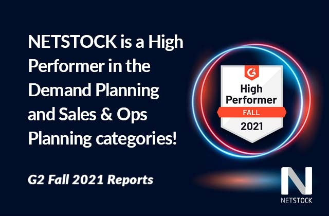 NETSTOCK Named a High Performer in the Fall G2 Grid Reports