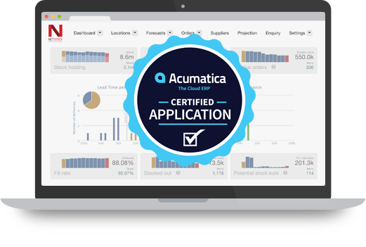 Extend your demand planning in Acumatica