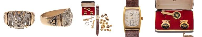 Freemasonry & Symbolic Jewels