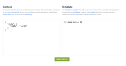 Master Losant's Template Engine with the Template Tester