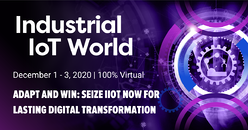 Industrial IoT World 2020