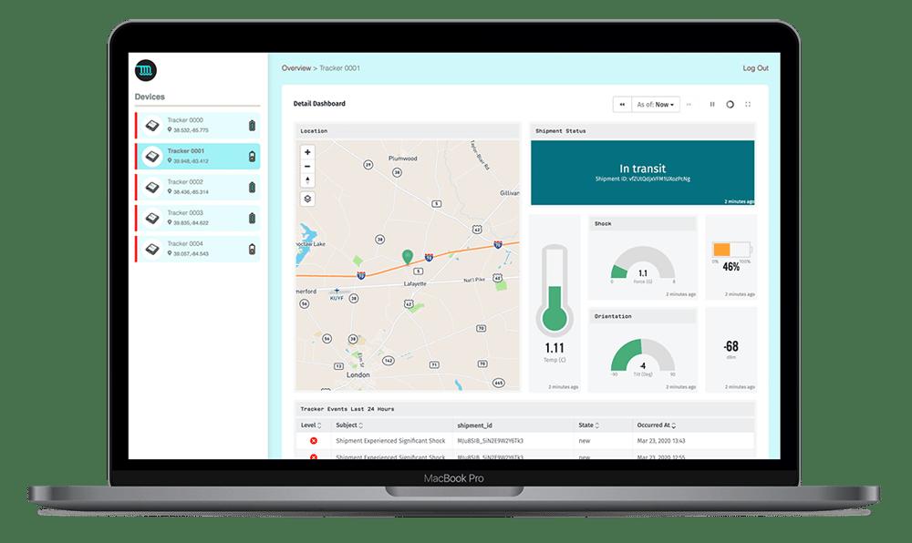 Losant Template-Asset-Tracker