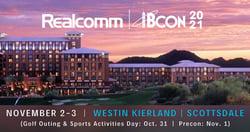 Realcomm/Ibcon 2021 in Scottsdale Arizona