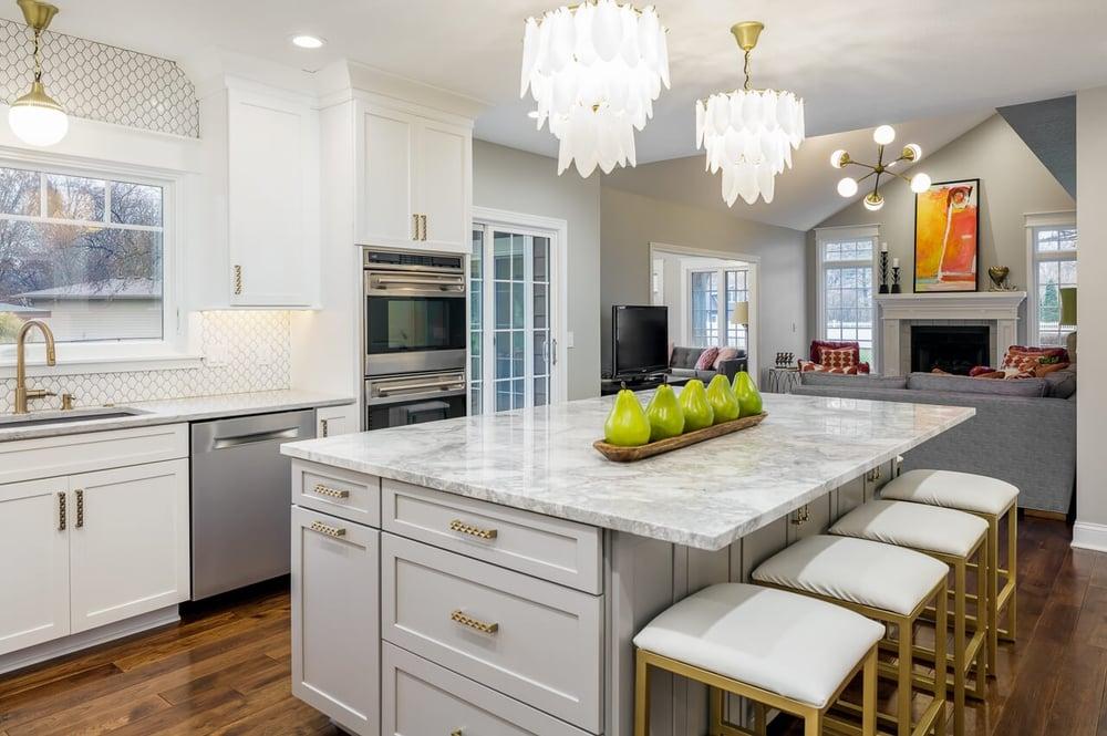 Awesome kitchen island