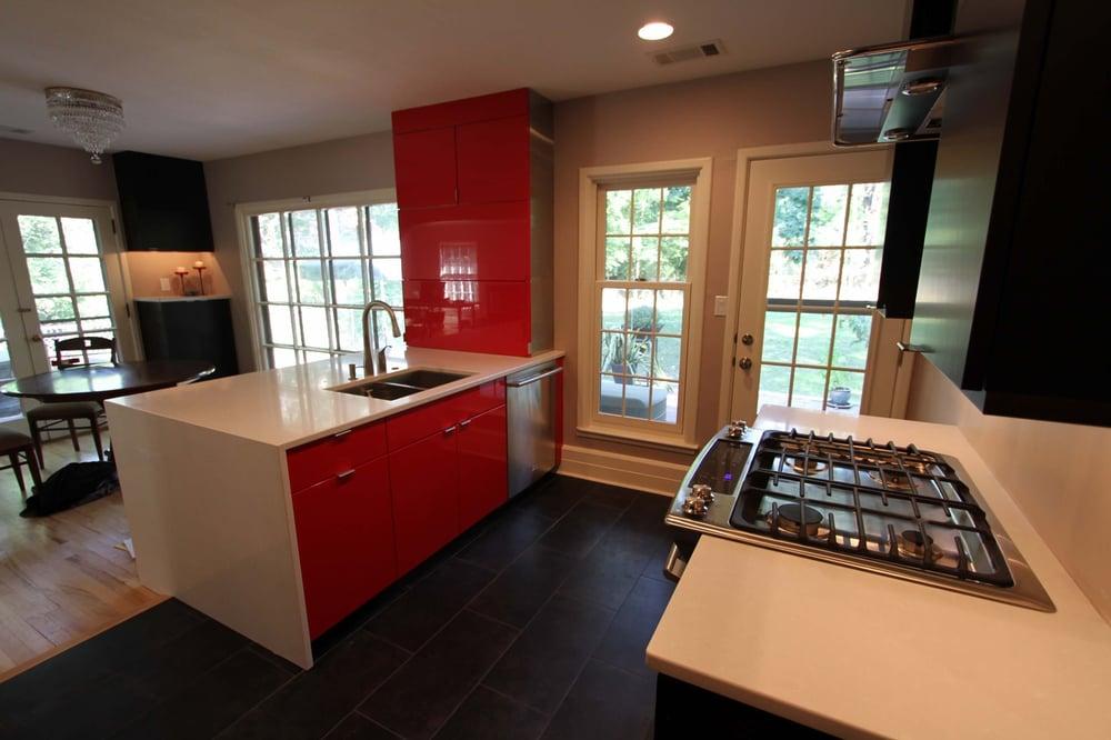 Modern style kitchen remodel