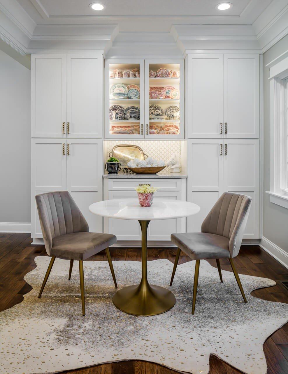 Great custom cabinets
