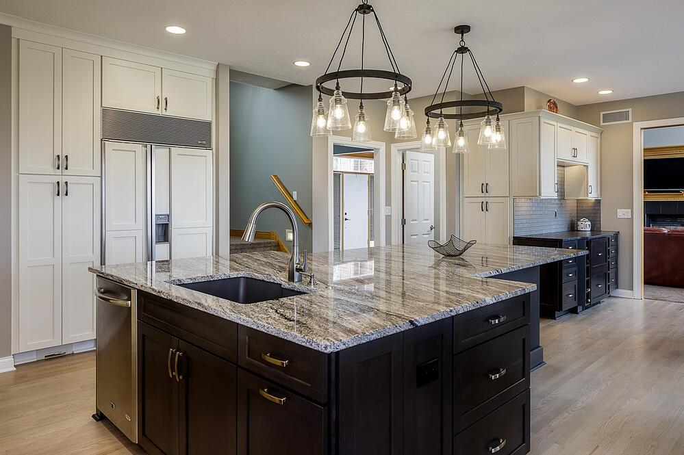 Awesome remodeled kitchen