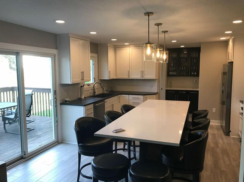 Great custom kitchen cabinets