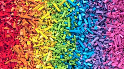 Legos Articulation Story Builder