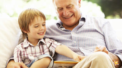 The Benefit of Reading to Your Child