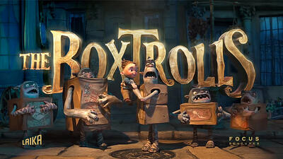 Kid-Sight: The BoxTrolls Movie Review