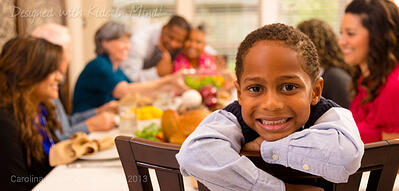 How to Have a Sensory-Friendly Holiday Dinner