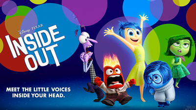Kid-Sight: Inside Out Movie Review