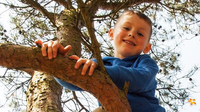The Seven Benefits of Outdoor Play