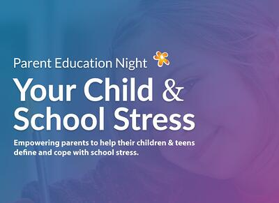Parent Education Night Series