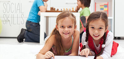 Teaching Social Skills to Children with Special Needs