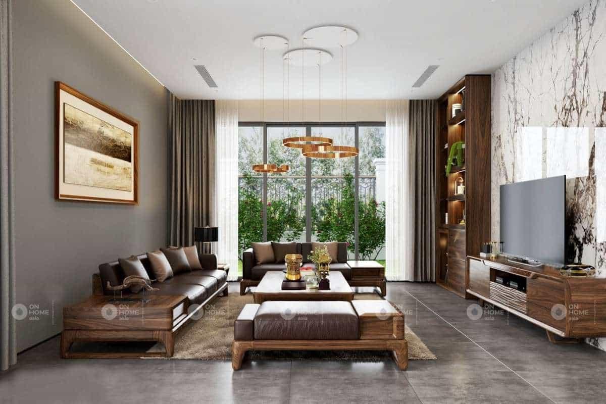 Các món đồ trang trí nội thất phòng khách hợp phong thủy