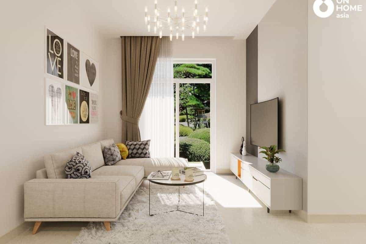Lựa chọn kích thước ghế sofa phù hợp