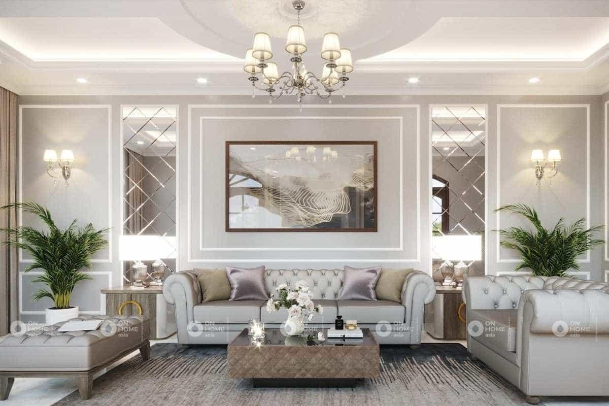 Lưu ý khi thiết kế nội thất nhà phố cần chọn phong cách