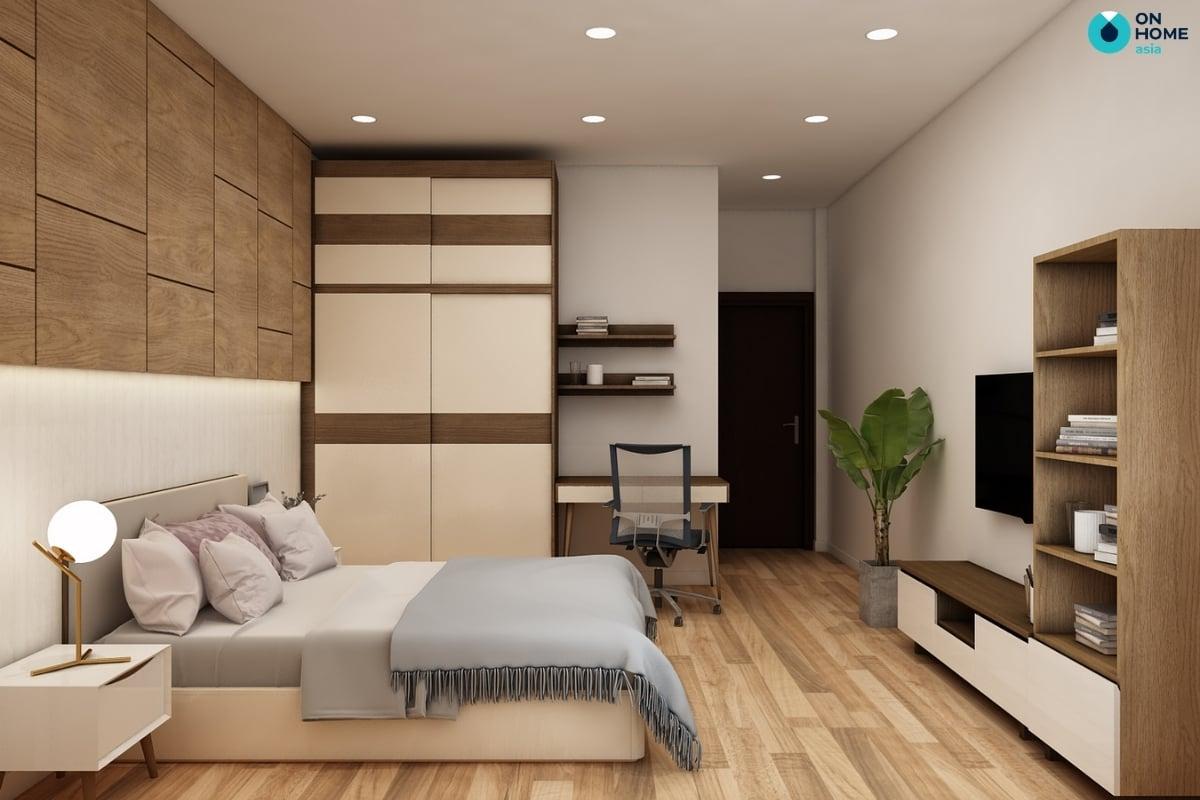 Làm thế nào để bố trí phòng ngủ hợp phong thủy là vấn đề được nhiều anh/chị quan tâm