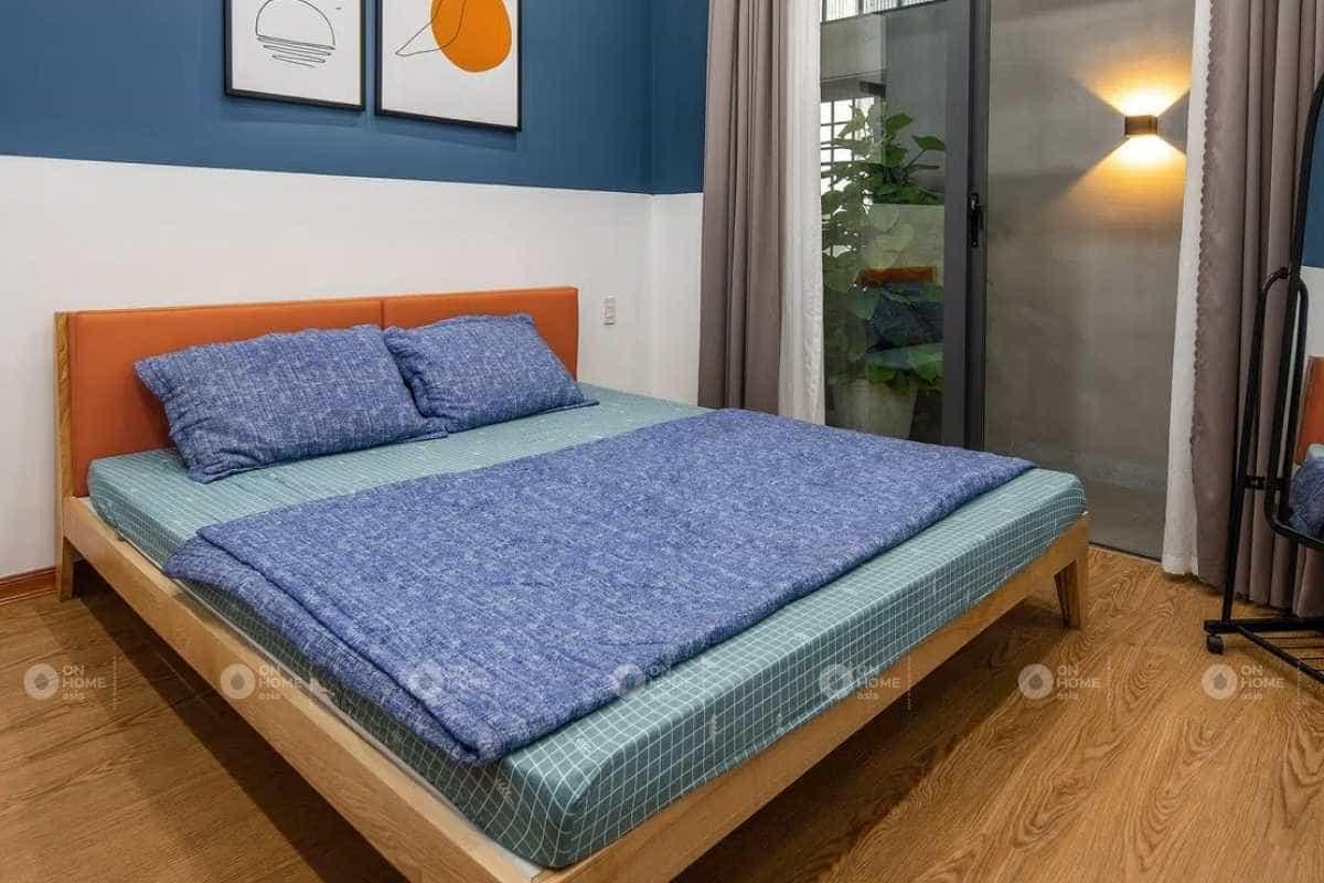 Thiết kế nội thất nhà phố nhỏ dành cho phòng ngủ
