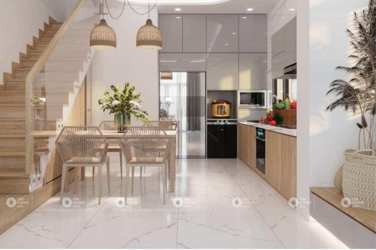 Nội thất phòng bếp tinh tế