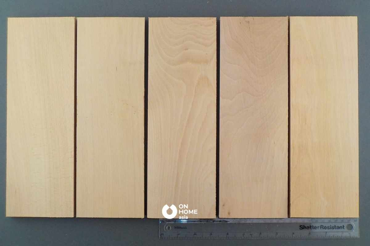 Gỗ Bích là loại gỗ nhập khẩu được nhiều gia đình ưa chuộng