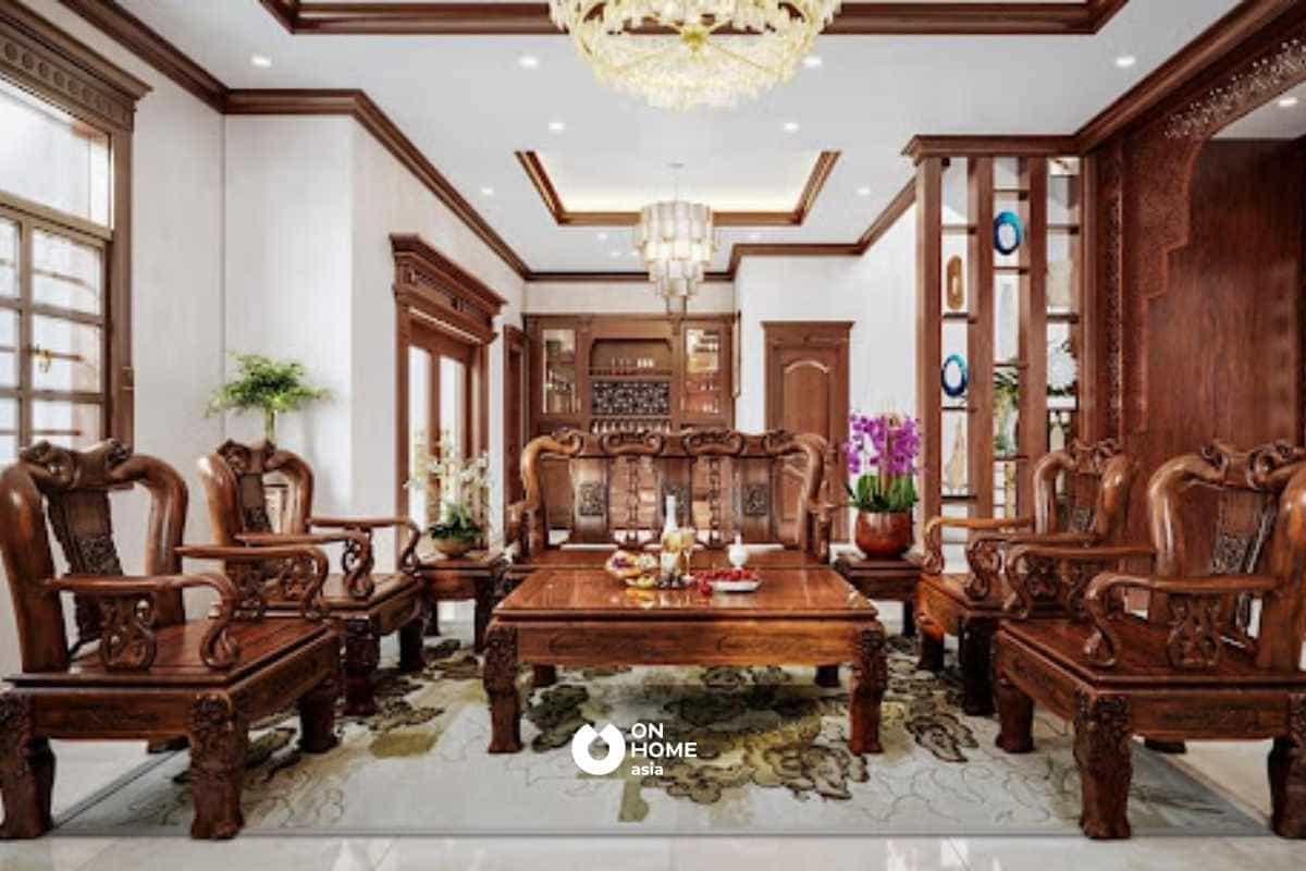 Gỗ Sưa có nhiều ưu điểm siêu Việt