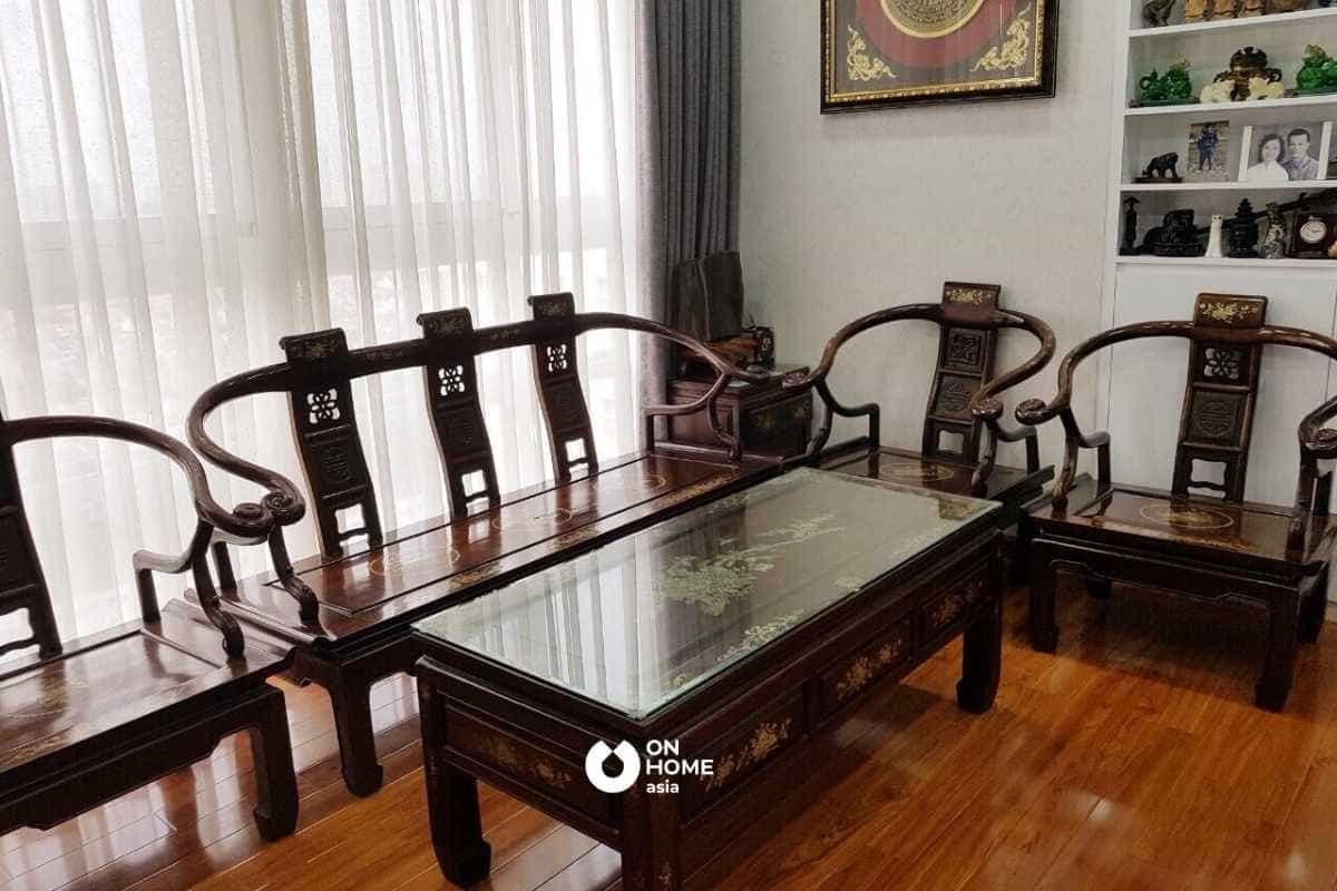 Đồ nội thất gỗ Trắc mang chất lượng tuyệt hảo