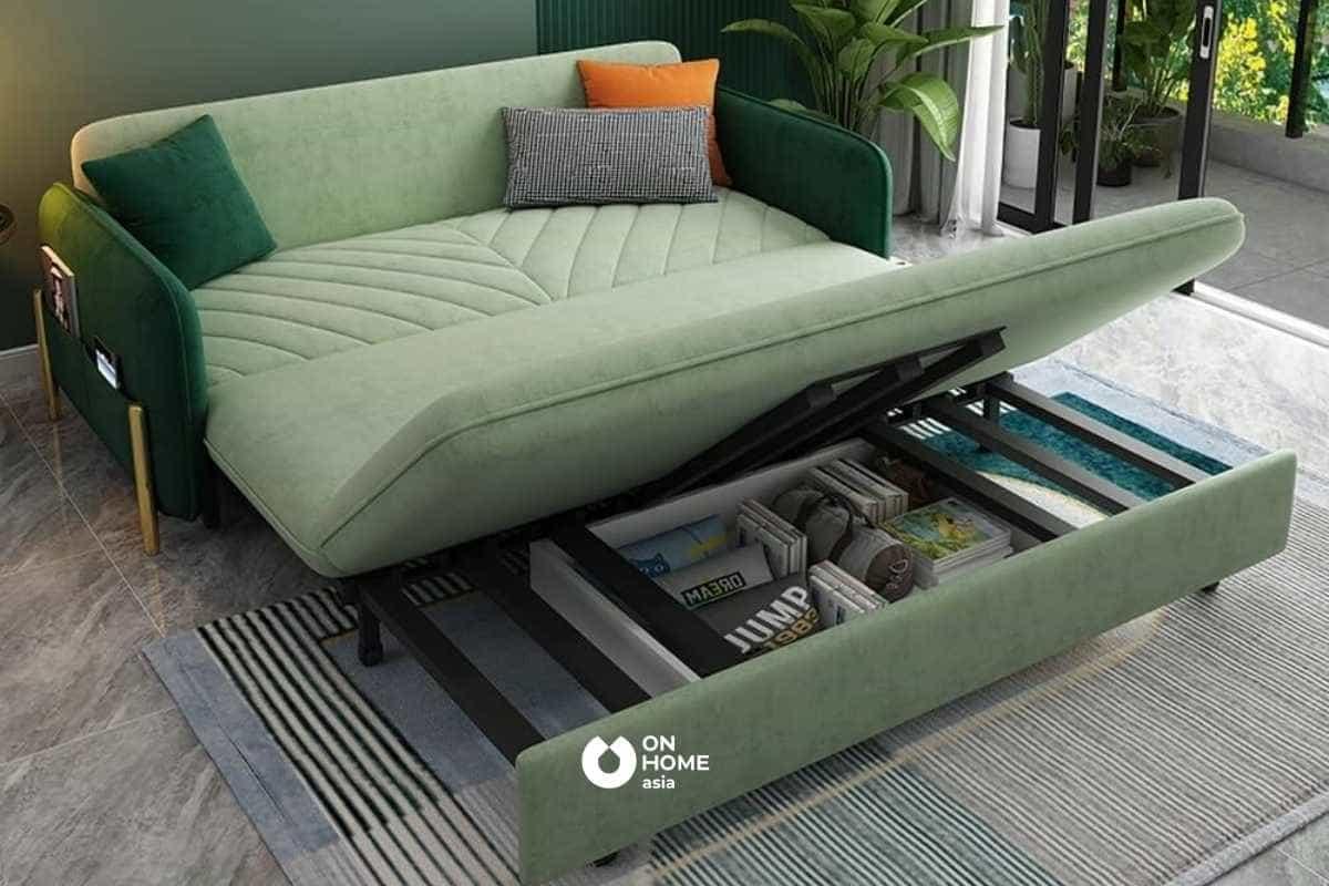 Ghế sofa giường nằm thông minh