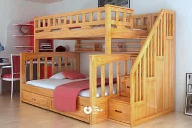 Giường ngủ tầng thông minh