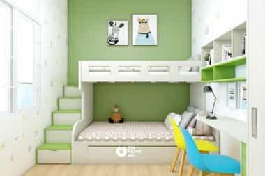 Giường tầng thông minh cao cấp