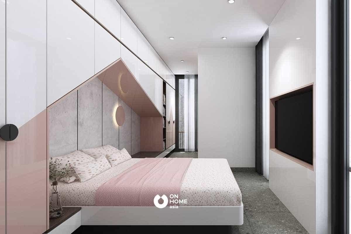 Nội thất thông minh phòng ngủ