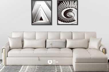 Sofa góc chữ L cao cấp